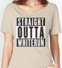 Adventurer with Attitude: Whiterun Women's Relaxed Fit T-Shirt