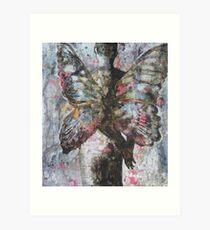 Masculine Fairey Art Print