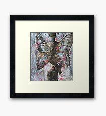 Masculine Fairey Framed Print