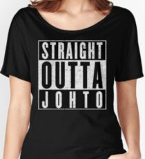 Trainer with Attitude: Johto Women's Relaxed Fit T-Shirt