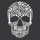 Skull by avoidperil