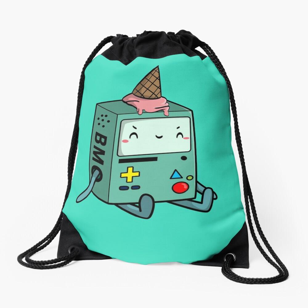 BMO adventure time Drawstring Bag