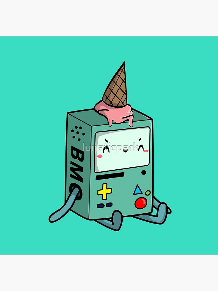BMO adventure time by lunaticpark