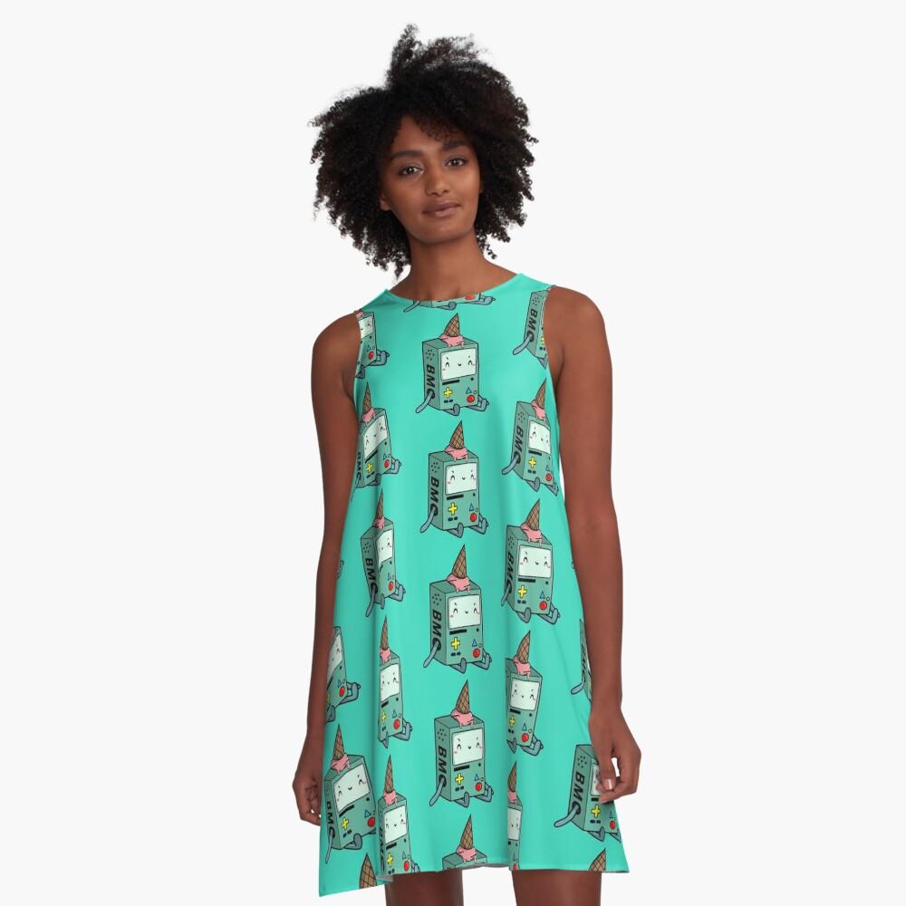 BMO adventure time A-Line Dress
