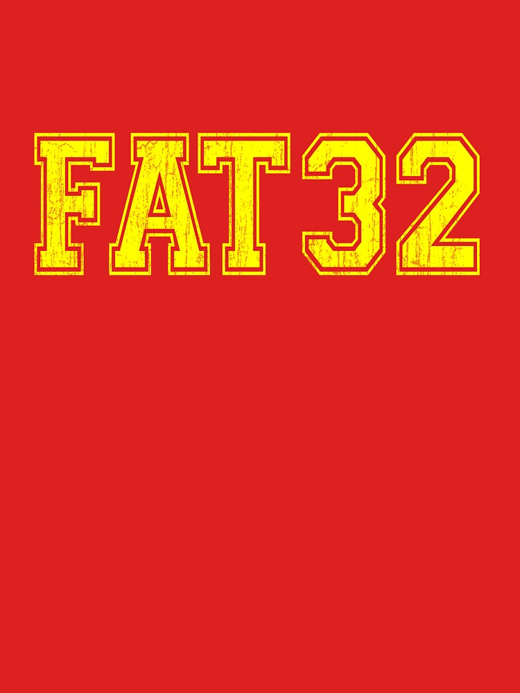 FAT32 by brianftang