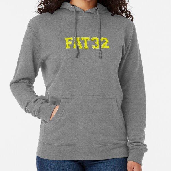 FAT32 Lightweight Hoodie