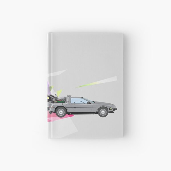 Back to the Future Hardcover Journal