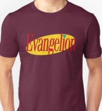 Camiseta ajustada Neon Genesis Seinfeldgelion