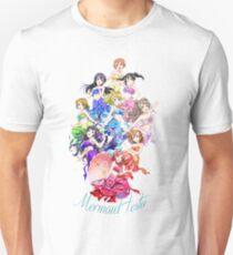 Mermaid Festa Unisex T-Shirt