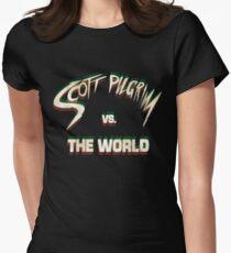 scott pilgrim Women's Fitted T-Shirt