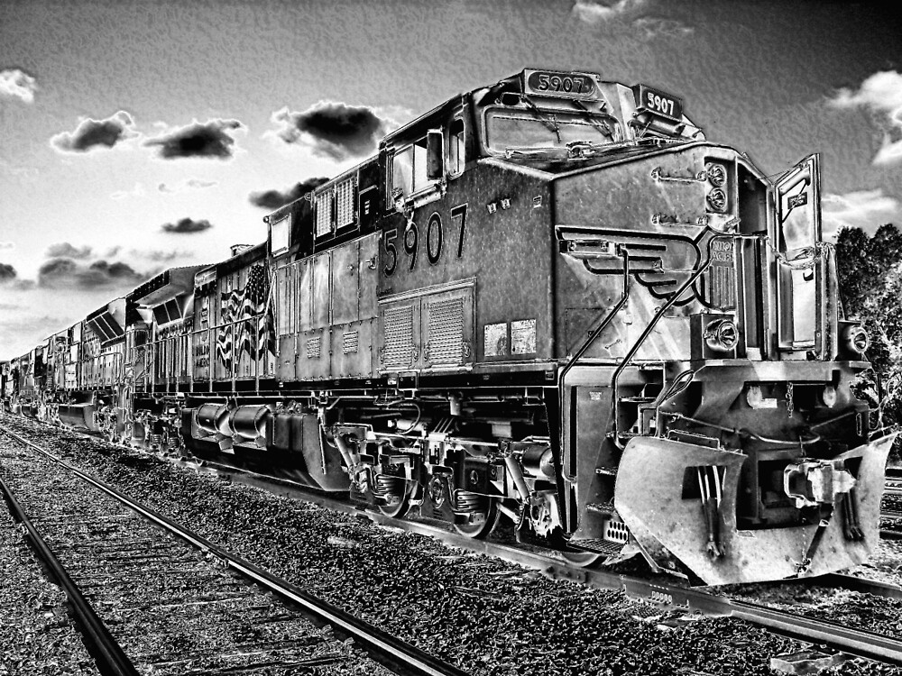 The Train Job by Wendy J. St. Christopher