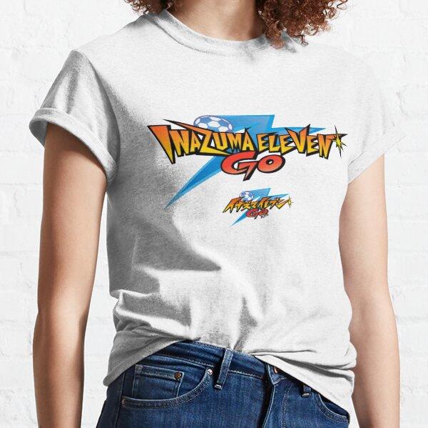 Inazuma Eleven GO Logo- Anglais et Japonais T-shirt classique