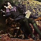 Oscar Wilde 1882 von Mario  Unger