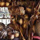 Weaver - I like weaving by Michael Savad