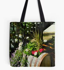 UNIQUE FLOWER POT Tote Bag