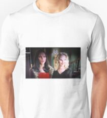 Drusilla and Darla. Unisex T-Shirt