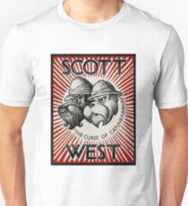 Dog Detectives: Scott and West Unisex T-Shirt