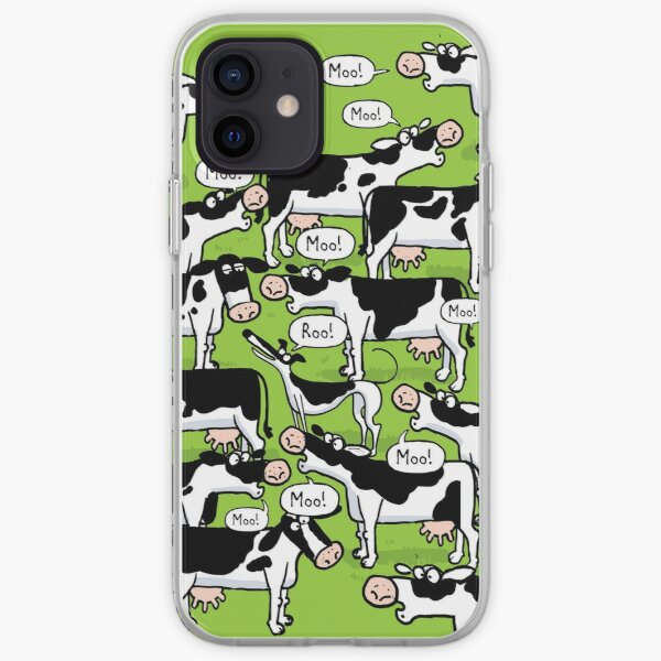 RooMoo! iPhone Soft Case