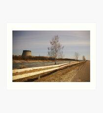Welcome to Pripiat : Tchernobyl 2 Art Print