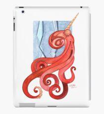 Magic Octopus - Red iPad Case/Skin