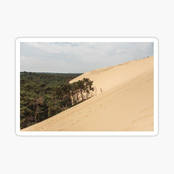 Dune du Pyla Sticker