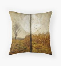 One Tree...from the top Throw Pillow