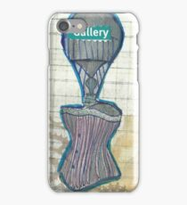 Presenting The Dirigible Corset! iPhone Case/Skin