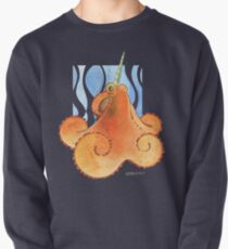 Magic Octopus - Orange Pullover