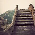 China : Great Wall by Jeremy  Barré