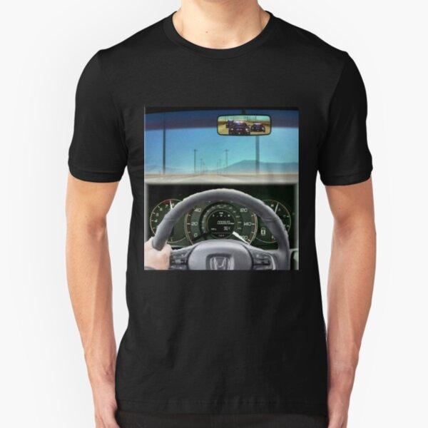 Honda Chase Through the Desert Slim Fit T-Shirt
