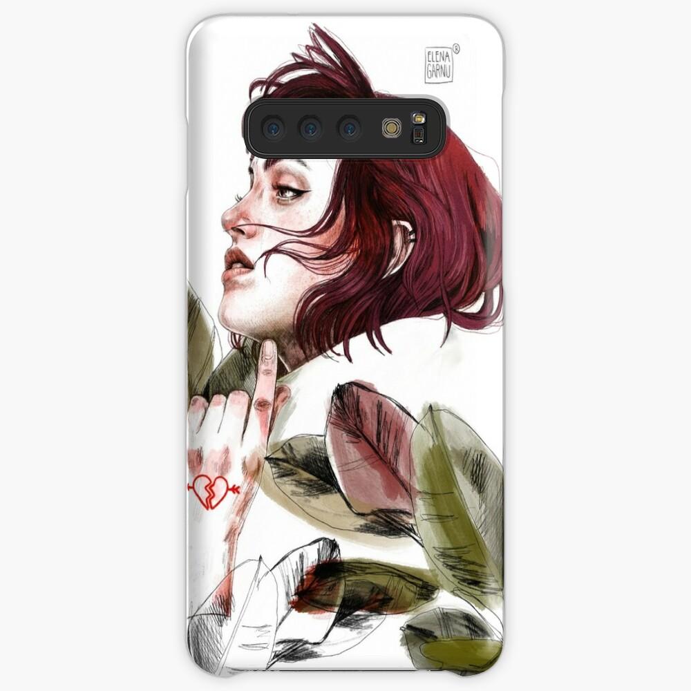 Broken heart Funda y vinilo para Samsung Galaxy