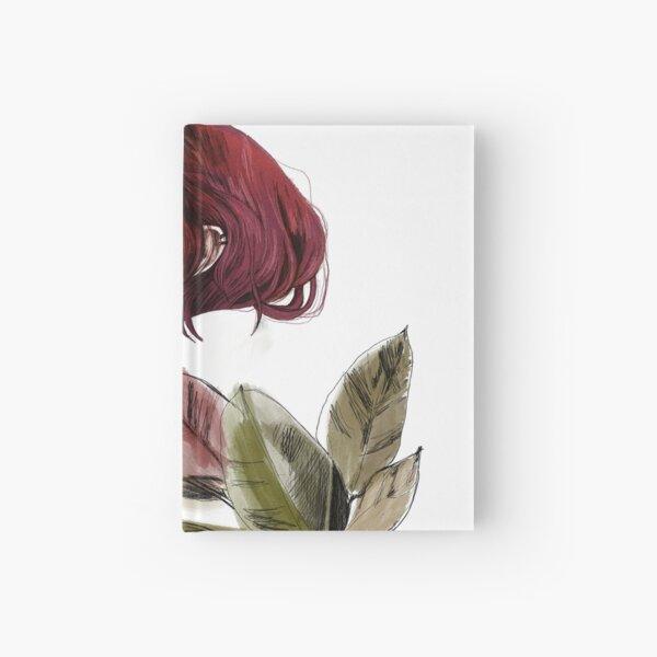 Broken heart Hardcover Journal
