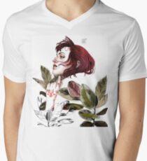 Broken heart V-Neck T-Shirt