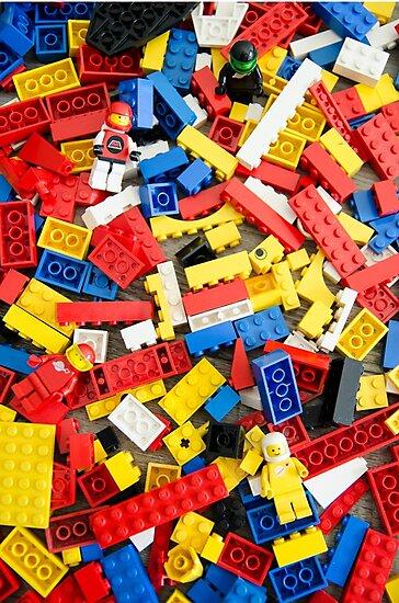 Brick Space by Dragancaor