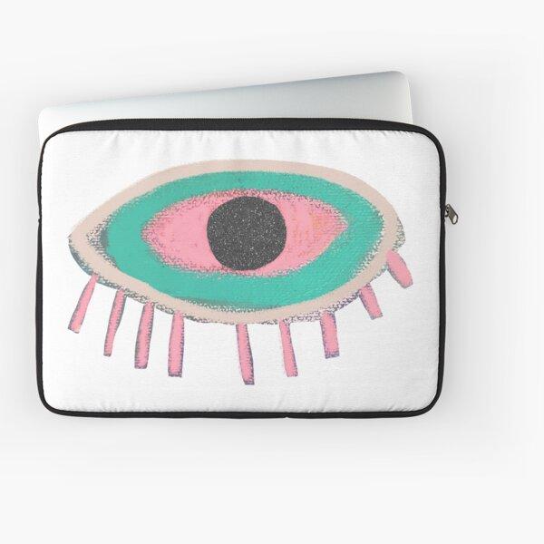 magic eye Laptop Sleeve