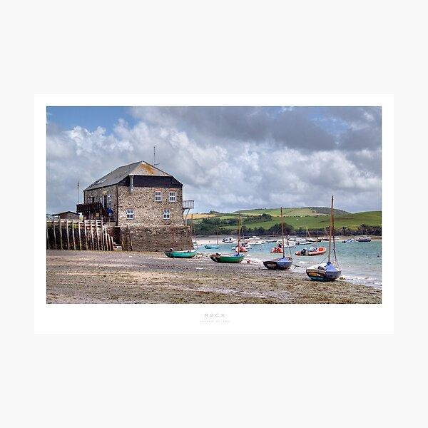 Rock, Cornwall Photographic Print
