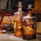 Apothecary - Magic Elixir  by Michael Savad
