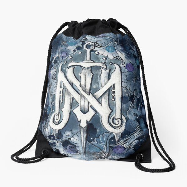 The mighty nein Drawstring Bag