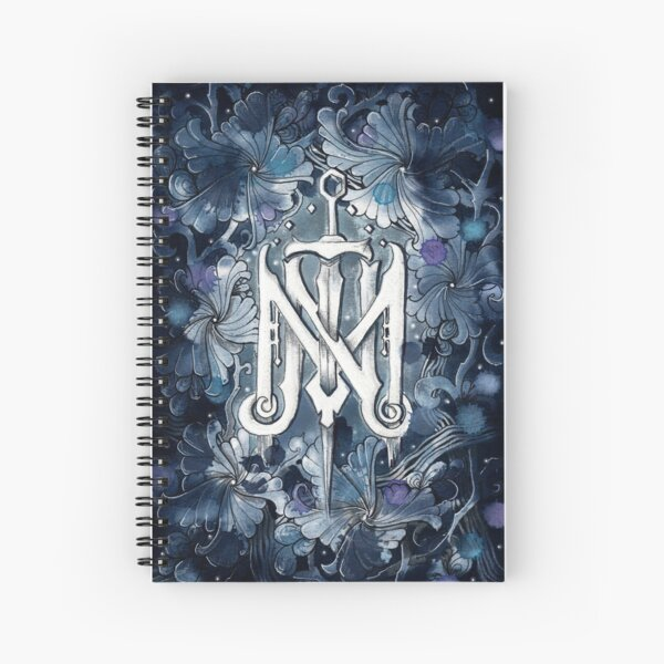 The mighty nein Spiral Notebook