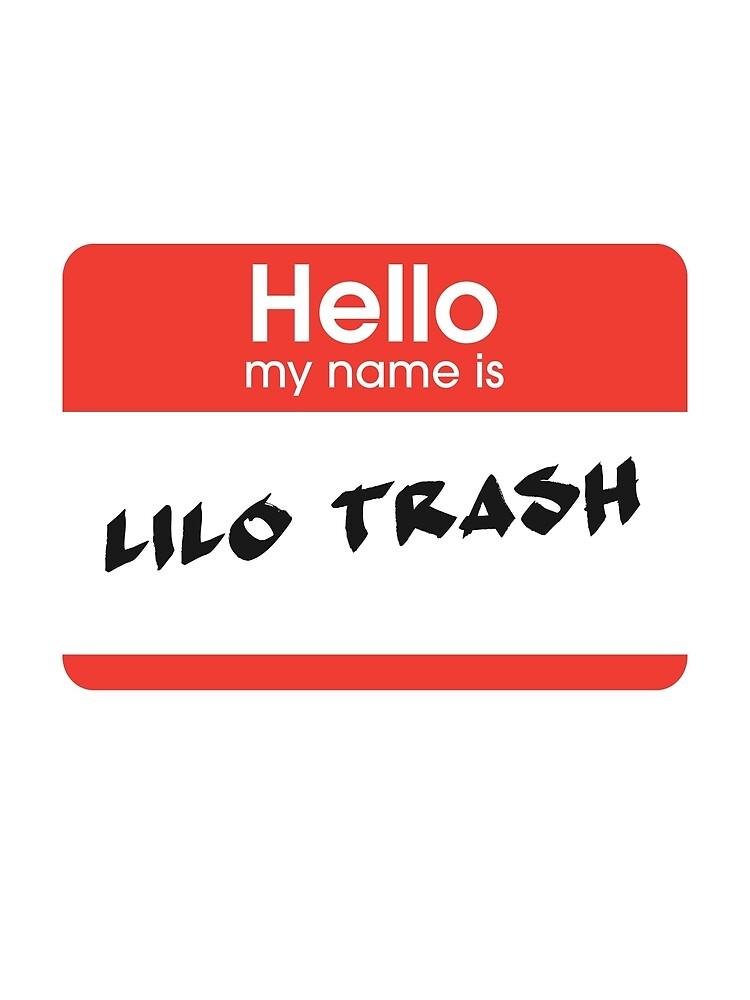 Lilo Trash by periphescence