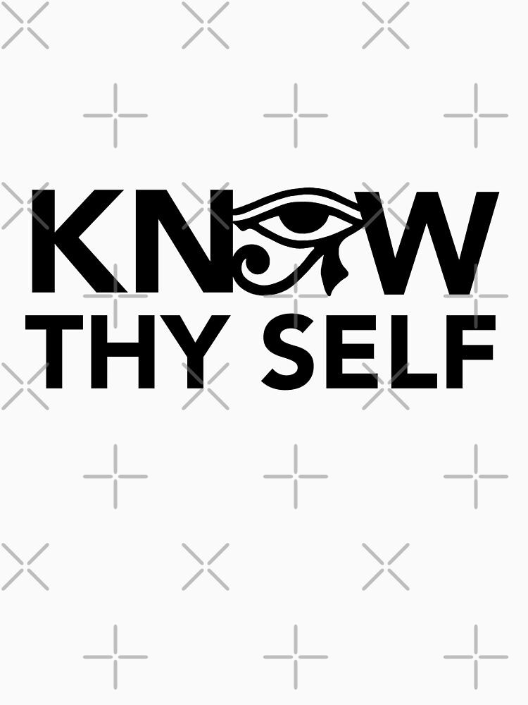 Spiritual Know Thyself by Energetic-Mind