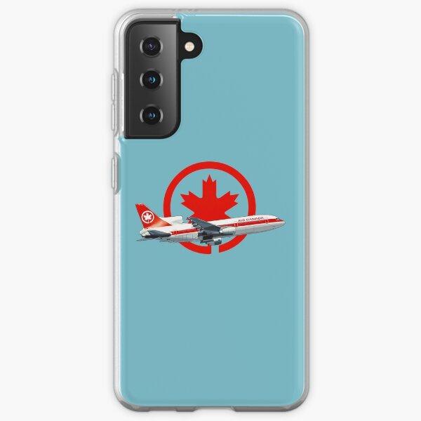 Air Canada Tristar  Lockheed  Samsung Galaxy Soft Case