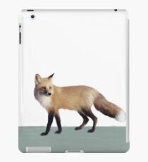 Fox on Sage iPad Case/Skin