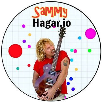 Sammy Hagar.io by JayLenosChin