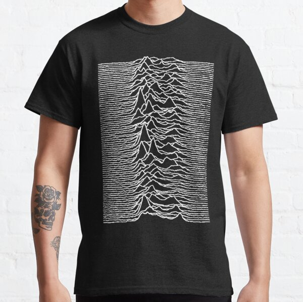 Unknown Pleasures Classic T-Shirt