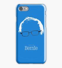 Bernie 2016 (Detailed Hair & Glasses) iPhone Case/Skin