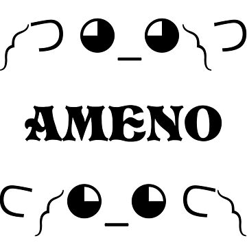 AMENO by Carrotttt