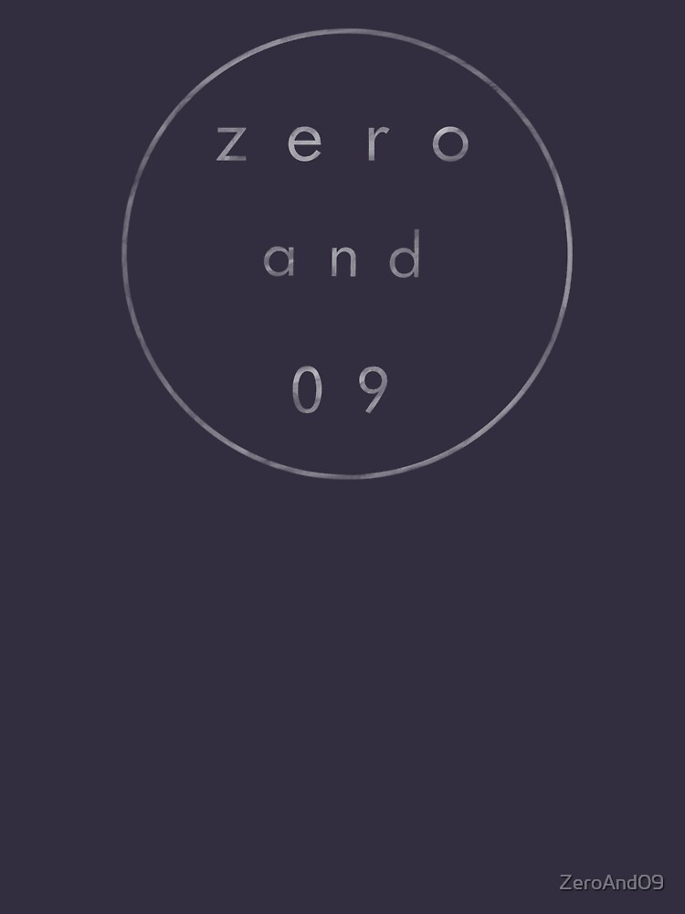 ZeroAnd09 Circle by ZeroAnd09