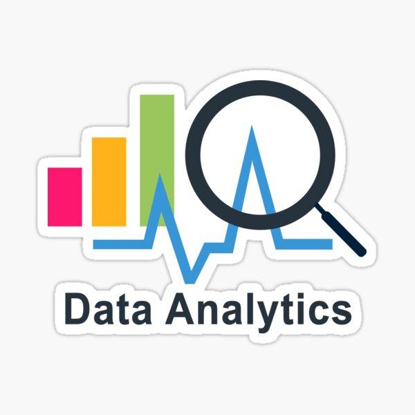 Data Analytics Sticker