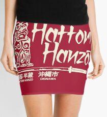 Hattori Hanzo T-Shirt Mini Skirt